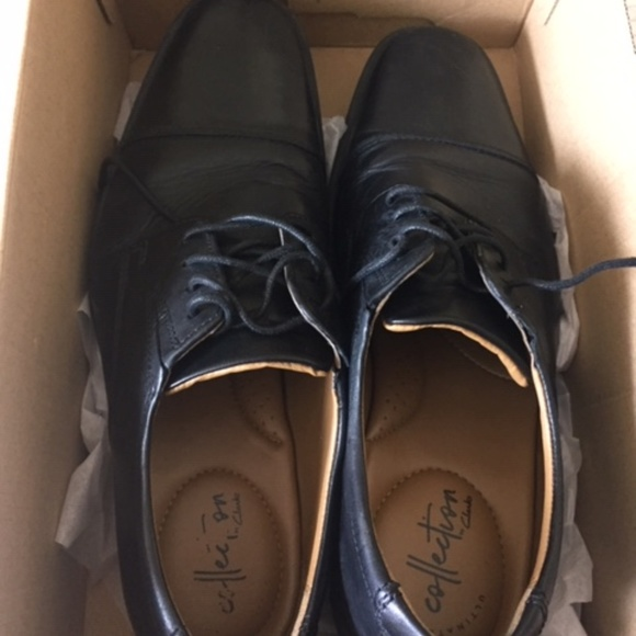 Clarks Other - NIB Clarks collection Men's dress shoes